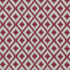 Raspberry Drapery and Upholstery Fabric by Robert Allen