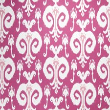 Raspberry Global Drapery and Upholstery Fabric by Fabricut
