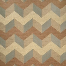 Golden Spice Geometric Drapery and Upholstery Fabric by Fabricut