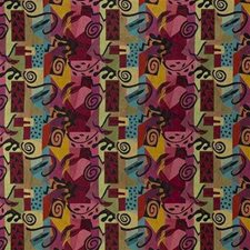 Mardi Gras Contemporary Drapery and Upholstery Fabric by Kravet