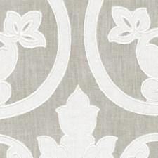 Dove Drapery and Upholstery Fabric by Robert Allen/Duralee