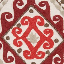 Vermillion Drapery and Upholstery Fabric by Beacon Hill