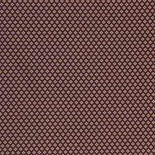 Purple/Beige/Burgundy Diamond Drapery and Upholstery Fabric by Kravet