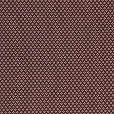 Purple/Beige/Burgundy Diamond Drapery and Upholstery Fabric by Kravet