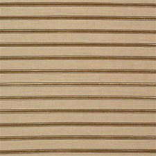 Cashew Stripes Drapery and Upholstery Fabric by Groundworks