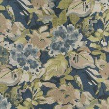 Denim Drapery and Upholstery Fabric by Robert Allen /Duralee