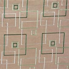 Basil Geometric Drapery and Upholstery Fabric by Kravet
