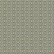 Blue/Beige Modern Drapery and Upholstery Fabric by Kravet