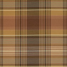 Spice Plaid Drapery and Upholstery Fabric by Kravet