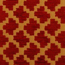 Red Drapery and Upholstery Fabric by Robert Allen/Duralee