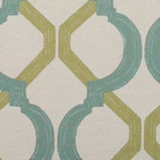 Green Drapery and Upholstery Fabric by Robert Allen/Duralee