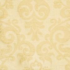 Vanilla Jacquard Pattern Drapery and Upholstery Fabric by Fabricut