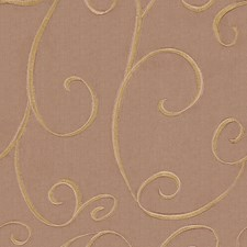 Pink/Yellow Lattice Drapery and Upholstery Fabric by Kravet