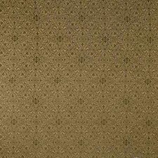 Beige/Green Bargellos Drapery and Upholstery Fabric by Kravet