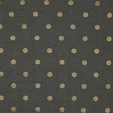 Black/Brown Dots Drapery and Upholstery Fabric by Kravet