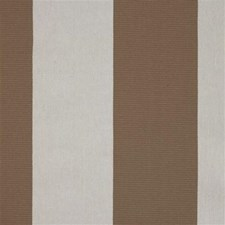 Light Blue/Brown Stripes Drapery and Upholstery Fabric by Kravet