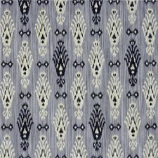 Grey/Beige/Black Ikat Drapery and Upholstery Fabric by Kravet