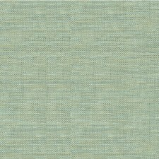 Spa/White Solids Drapery and Upholstery Fabric by Kravet