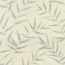Chambray Botanical Drapery and Upholstery Fabric by Kravet