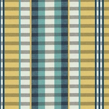 Federal Plaid Drapery and Upholstery Fabric by Kravet