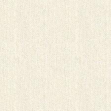 Snow Herringbone Drapery and Upholstery Fabric by Kravet