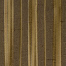 Caramel Stripes Drapery and Upholstery Fabric by Fabricut