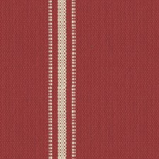 Burgundy/Red/White Ethnic Drapery and Upholstery Fabric by Kravet