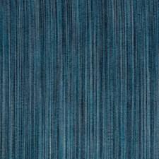 Blue/Indigo Stripes Drapery and Upholstery Fabric by Kravet