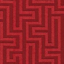 Burgundy/Red Contemporary Drapery and Upholstery Fabric by Kravet