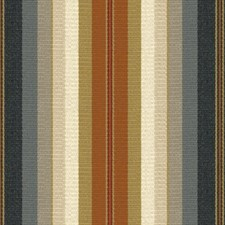 Canyon Stripes Drapery and Upholstery Fabric by Kravet