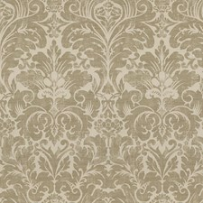 Stone Botanical Drapery and Upholstery Fabric by Kravet