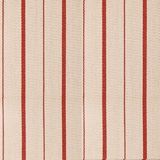 Cottage Red Drapery and Upholstery Fabric by Duralee