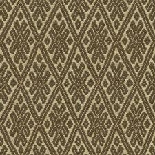 Walnut Diamond Drapery and Upholstery Fabric by Kravet