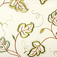 Mint Leaf Drapery and Upholstery Fabric by Duralee