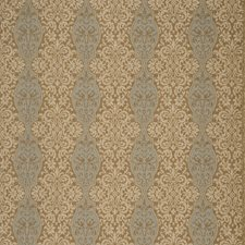 Waterfall Damask Drapery and Upholstery Fabric by Fabricut