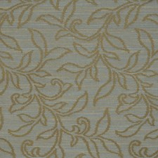 Tidepool Leaves Drapery and Upholstery Fabric by Fabricut