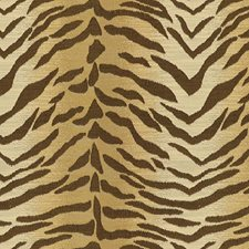 White/Beige/Brown Animal Skins Drapery and Upholstery Fabric by Kravet