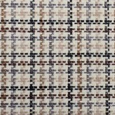 Charcoal/Brown Basketweave Drapery and Upholstery Fabric by Duralee