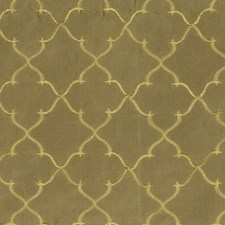 Oxidized Embroidery Drapery and Upholstery Fabric by Fabricut