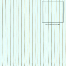 Spearmint Stripes Drapery and Upholstery Fabric by Fabricut