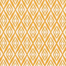 Orange Diamond Drapery and Upholstery Fabric by Duralee