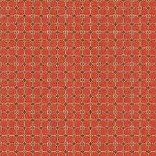 Mandarin Botanical Drapery and Upholstery Fabric by Kravet