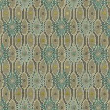 Capri Botanical Drapery and Upholstery Fabric by Kravet