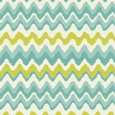 Blue Lime Modern Drapery and Upholstery Fabric by Kravet