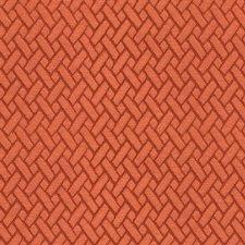 Papaya Geometric Drapery and Upholstery Fabric by Kravet
