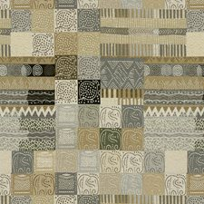 Taupe/Grey/Black Animal Drapery and Upholstery Fabric by Kravet
