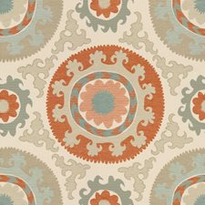 Patina Ethnic Drapery and Upholstery Fabric by Kravet