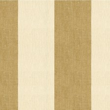 Ivory/Beige Stripes Drapery and Upholstery Fabric by Kravet