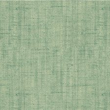 Turquoise/Beige Solids Drapery and Upholstery Fabric by Kravet