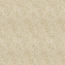 Cream Jacobean Drapery and Upholstery Fabric by Fabricut